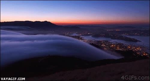 Enlace a Parece que la niebla asesina ha llegado a mi ciudad