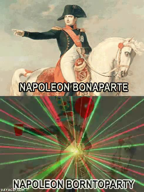 Enlace a Napoleón, el alma de las fiestas francesas