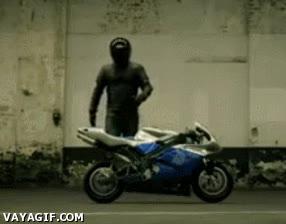 Enlace a Mi sueño siempre ha sido tener una gran moto, pero tendré que conformarme con esta