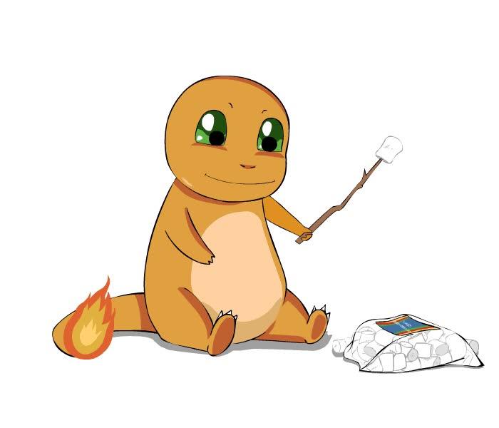 Enlace a Ser un Pokémon de fuego puede tener sus ventajas