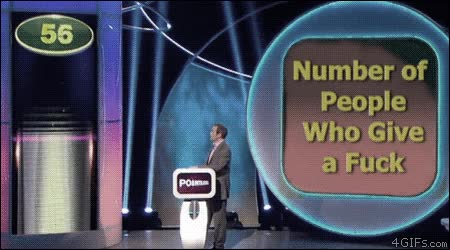 Enlace a Número de personas a las que les importa lo que dices