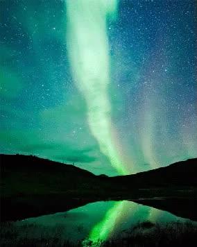 Enlace a Auora boreal, más impresionante que cualquier espectáculo de luces de discoteca