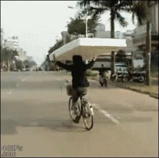 Enlace a El hombre que no necesita manos para ir en bici