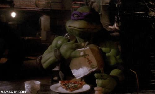 Enlace a Cuando como pizza en casa de mi novia