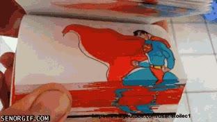 Enlace a Épica batalla entre Goku y Superman