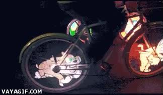 Enlace a Ir en bici de noche ya no será peligroso ni aburrido
