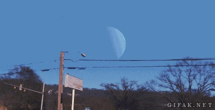 Enlace a Cómo se vería si en vez de la luna, tuviéramos otros planetas a la vista