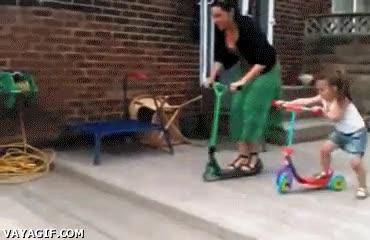 Enlace a Mamá, ¿no te había dicho que esto es sólo para niños?