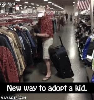 Enlace a ¿Quién dice que adoptar a un niño es complicado?