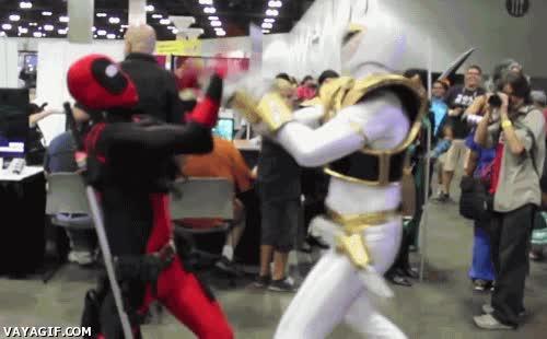 Enlace a La pelea más épica jamás vista