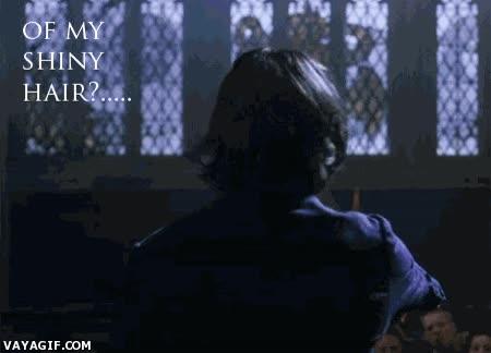 Enlace a Después de las películas, Snape ha encontrado una nueva ocupación