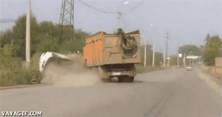 Enlace a En Rusia, los camioneros no se dejan adelantar tan fácilmente