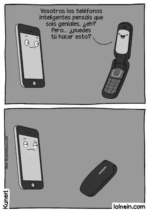 Enlace a Mucho smartphone pero, ¿puedes hacer esto?