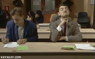 Enlace a Cuando no sé la respuesta de un ejercicio en un examen