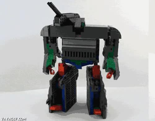 Enlace a Transformers, nivel: Nintendo 64 de Lego