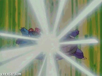 Enlace a La fusión ha llegado a los Pokémon, el que luche contra ellos lo tiene muy jodido