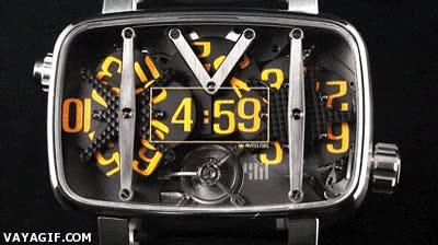 Enlace a No sé dónde conseguirlo, ¡pero quiero este reloj!