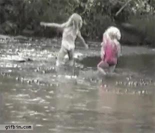Enlace a Si eres pescador, tener esta hija te haría sentir el padre más orgulloso del mundo