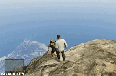Enlace a Ya empiezan a circular las primeras imágenes in-game del GTA V