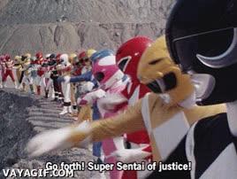 Enlace a Momento Jodidamente Épico en los Power Rangers