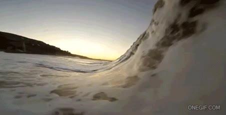 Enlace a Así ve la vida un surfista cuando está de servicio