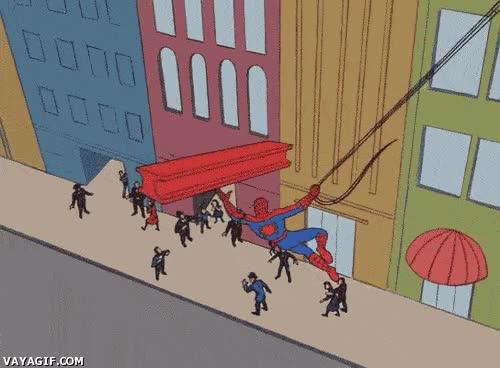 Enlace a ¿Quién necesita a Superman cuando se tiene la superfueza de Spiderman?