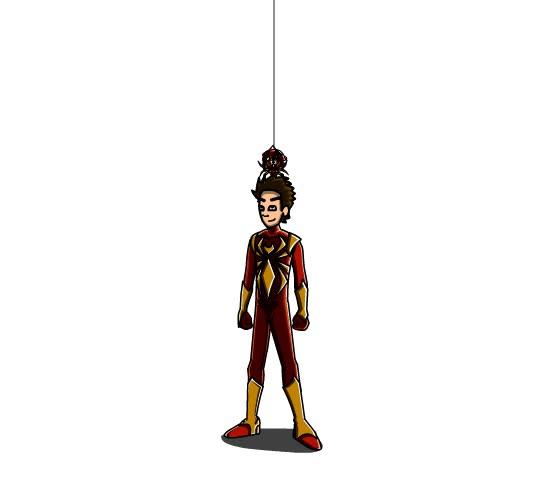 Enlace a Si Spiderman colaborase con Tony Stark...