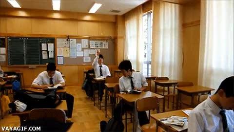 Enlace a Prestar un lápiz en el examen, nivel: asiático