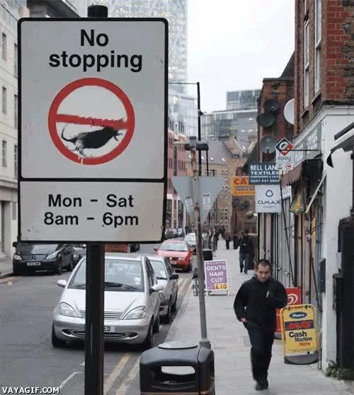 Enlace a No stopping, los graffitis de Banksy cobran vida