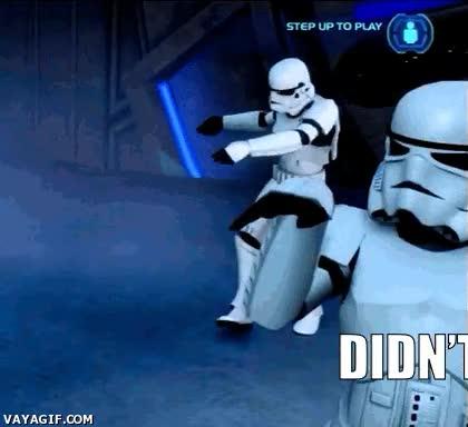 Enlace a Los soldados imperiales también tienen derecho a hacer el tonto un poco