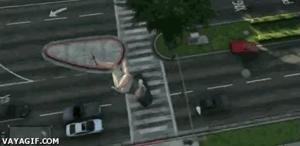 Enlace a ¿Romper un coche con el cuerpo? Challenge accepted