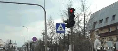 Enlace a Mientras tanto, en cualquier semáforo de Holanda