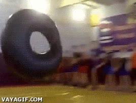 Enlace a En Rusia hacen unos juegos un poco extraños en educación física