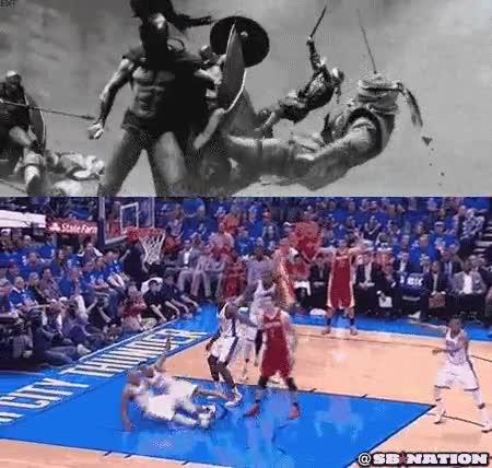 Enlace a Espartanos en el baloncesto