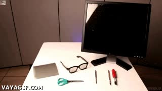 Enlace a Cómo hacer un monitor que sólo puedas ver tú