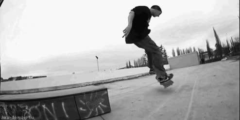 Enlace a Los skates también son peligrosos