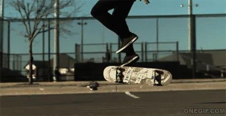 Enlace a El skate te permite volar durante unos segundos