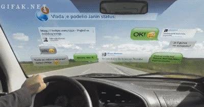 Enlace a Una campaña publicitaria contra el uso del móvil mientras conduces