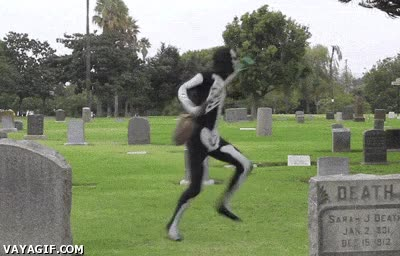 Enlace a A la mierda el descanso eterno, lo que quiero es bailar