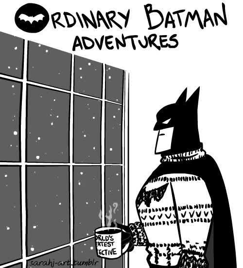 Enlace a Las ordinarias aventuras de Batman, capítulo 2