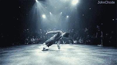 Enlace a Breakdance hecho por un maestro