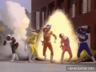 Enlace a Eres más falso que los efectos especiales de los Power Rangers