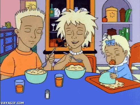 Enlace a Si Los Simpson fueran un poco más realistas