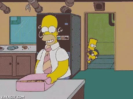 Enlace a Uno de mis momento favoritos de Los Simpson