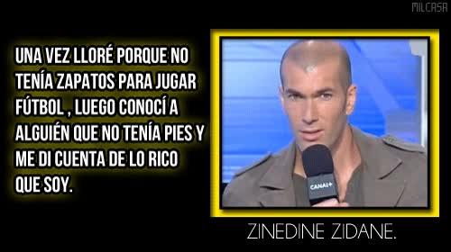 Enlace a Zidane, un grande en todos los aspectos
