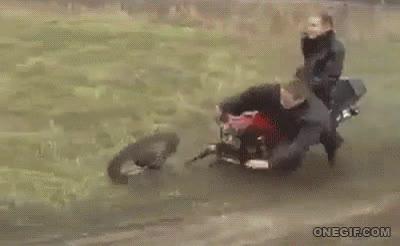 Enlace a La importancia de apretar bien las tuercas a tu moto