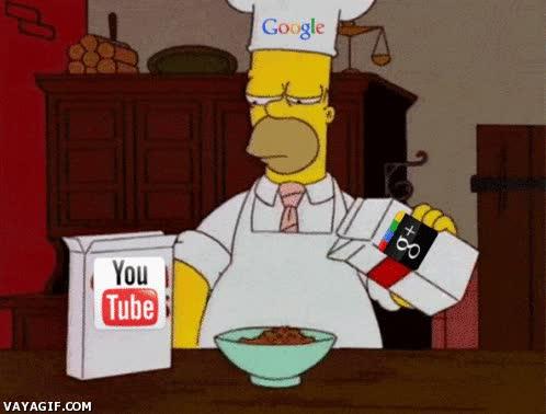 Enlace a Esto resume la situación actual de Youtube