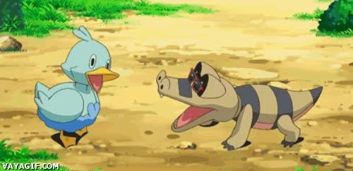 Enlace a Confirmado, los nuevos Pokémon son más tontos a cada generación