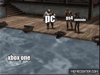 Enlace a Ya no hay quien pueda rescatar a la XBox ONE, al menos de las parodias...