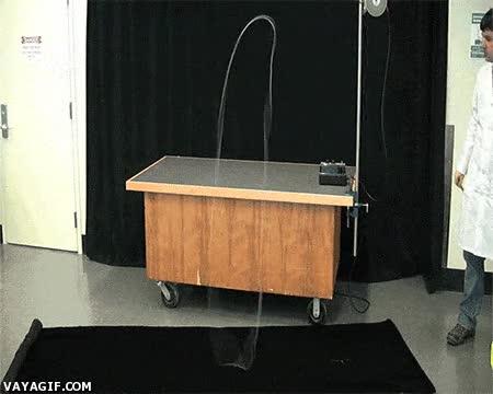 Enlace a La física puede llegar a ser casi mágica